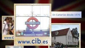 CIB Canarias web